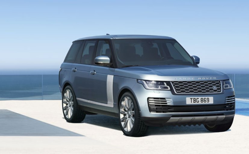 The new and improved Range Rover and the Range Rover Sport