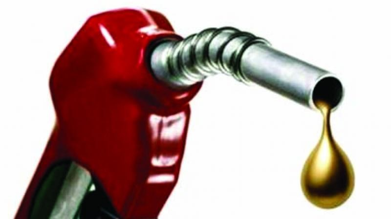 The petrol and diesel prices have increased significantly in India