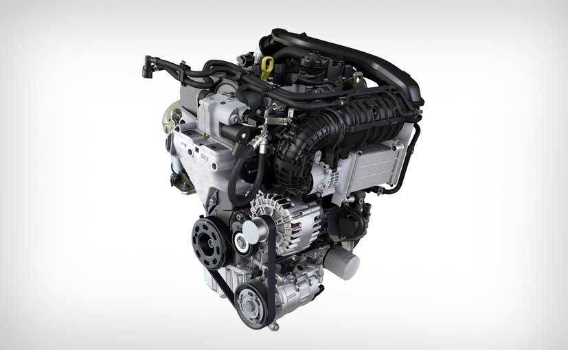 Three new engines showcased by Volkswagen at the Vienna Symposium
