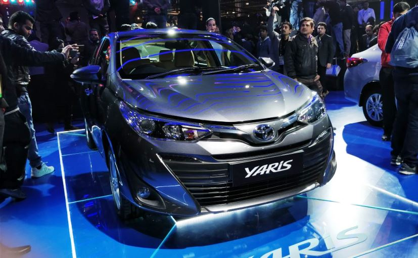 Toyota Yaris is ready to be launched in May
