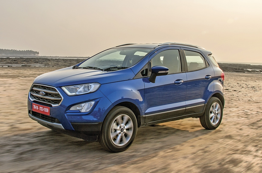 Upgraded Ford EcoSport to come with more features