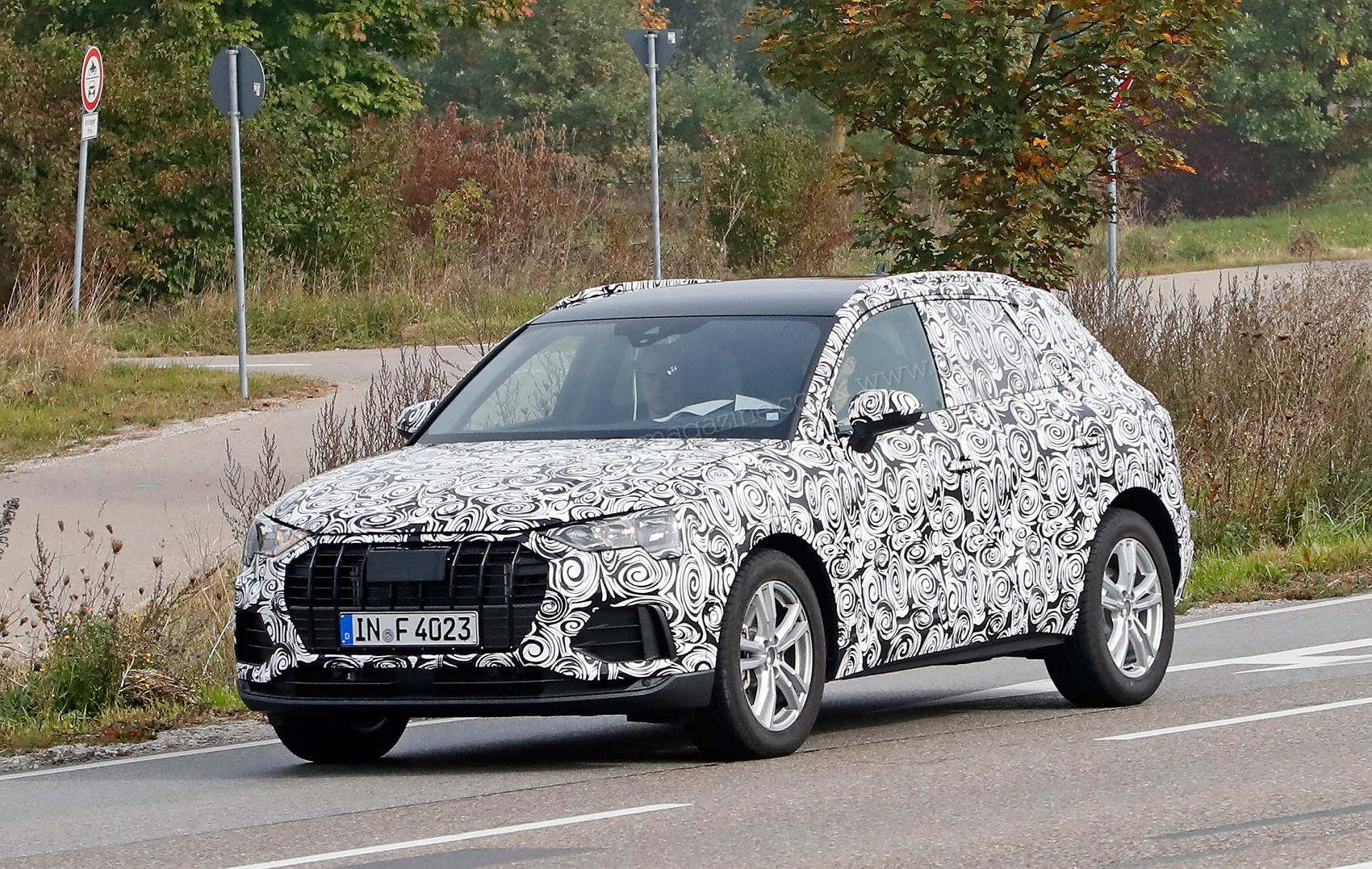 What to expect from the upcoming 2019 Audi Q3