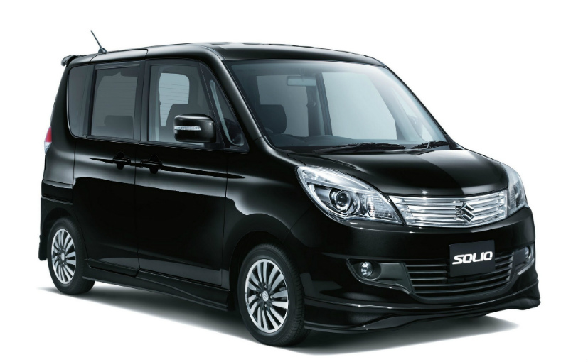 What to expect of the new Suzuki Solio
