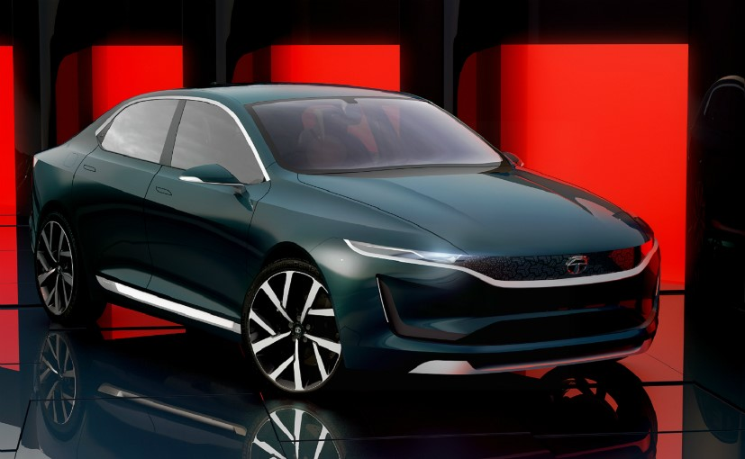 All you need to know about Tata EVision Sedan Concept