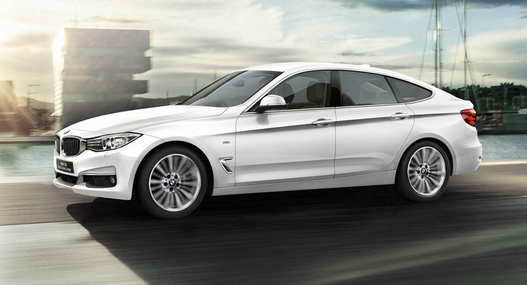 BMW 3 Series GT Facelift