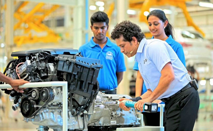 BMW Planned To Deliver 365 Engine & Transmission Units To Educational In.._