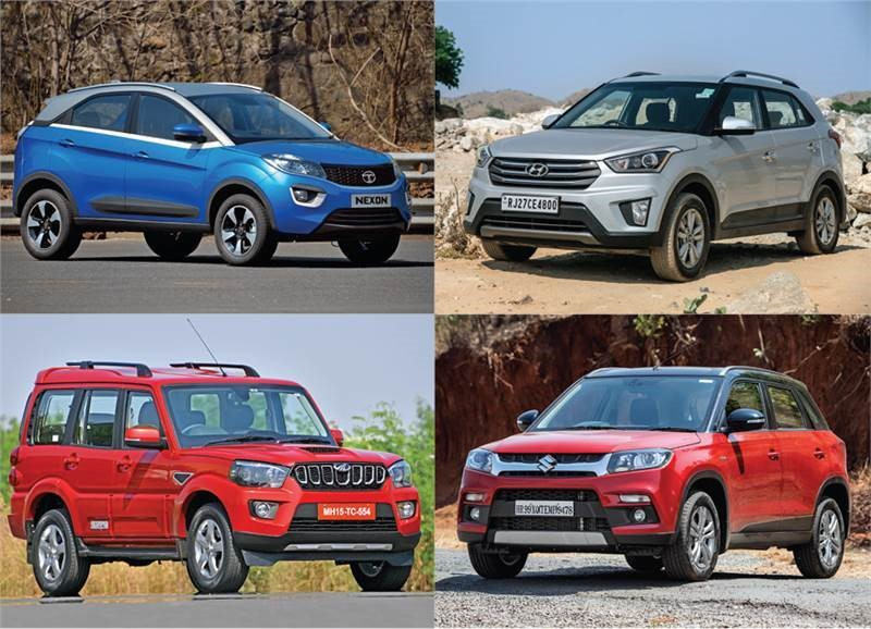 Car makers start of the financial year 2019 on a good note