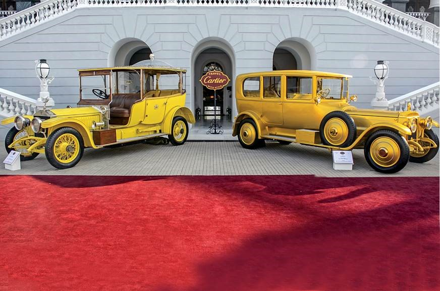 Cartier Concours d' Elegance will be launched in next year February in Jaipur
