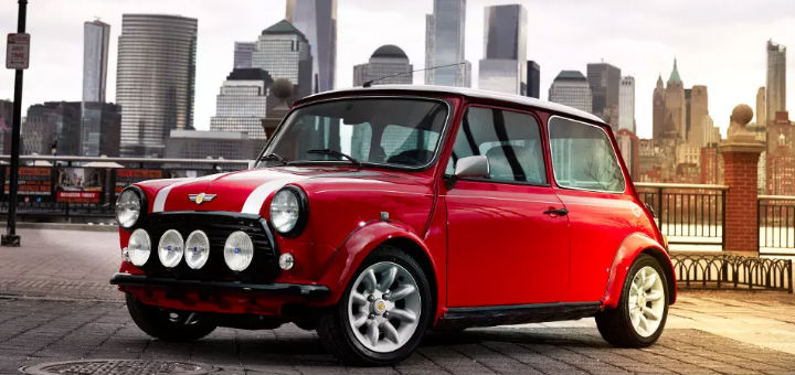 Electric Version Of Original Mini Revealed In New York
