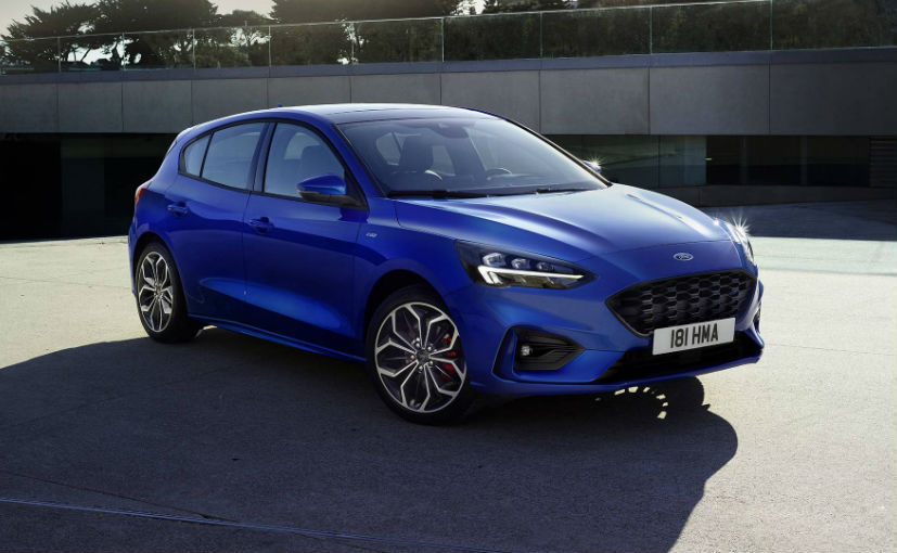 Finally the 2019 Ford Focus is unveiled in Europe