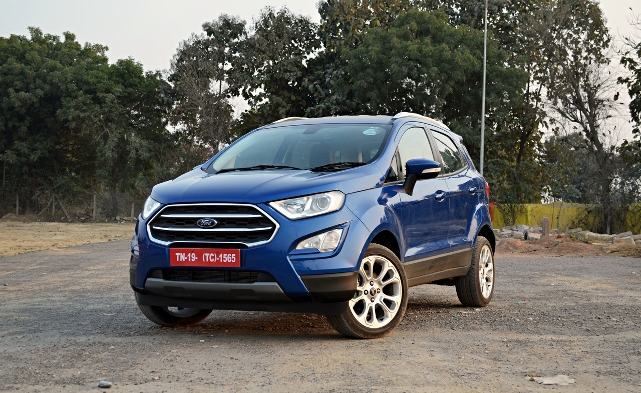 Ford and Mahindra Planning Joint Development for 3 SUVs