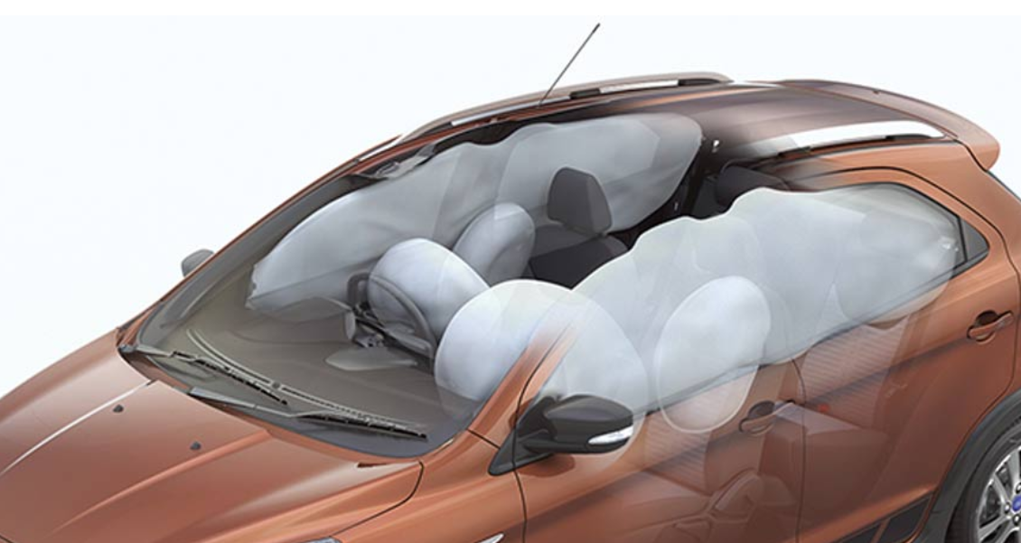 Ford Freestyle Airbag Option