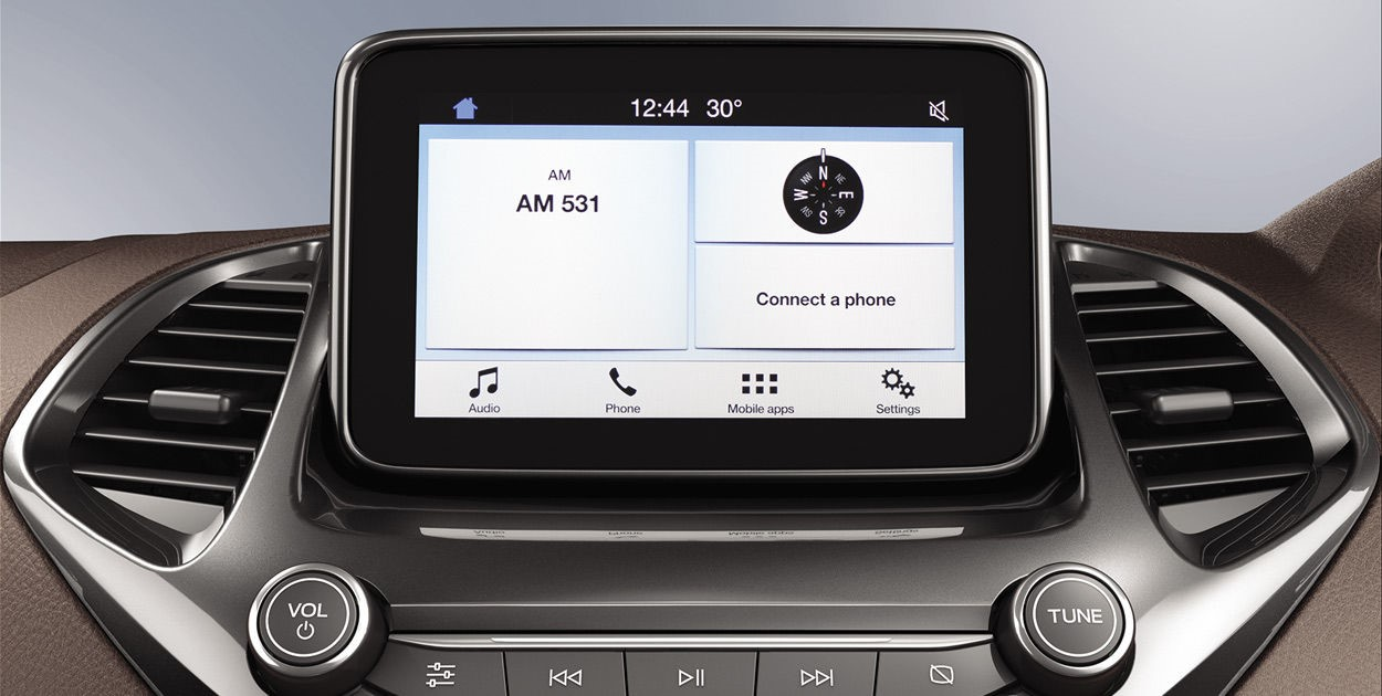 Ford Freestyle Dashboard Console
