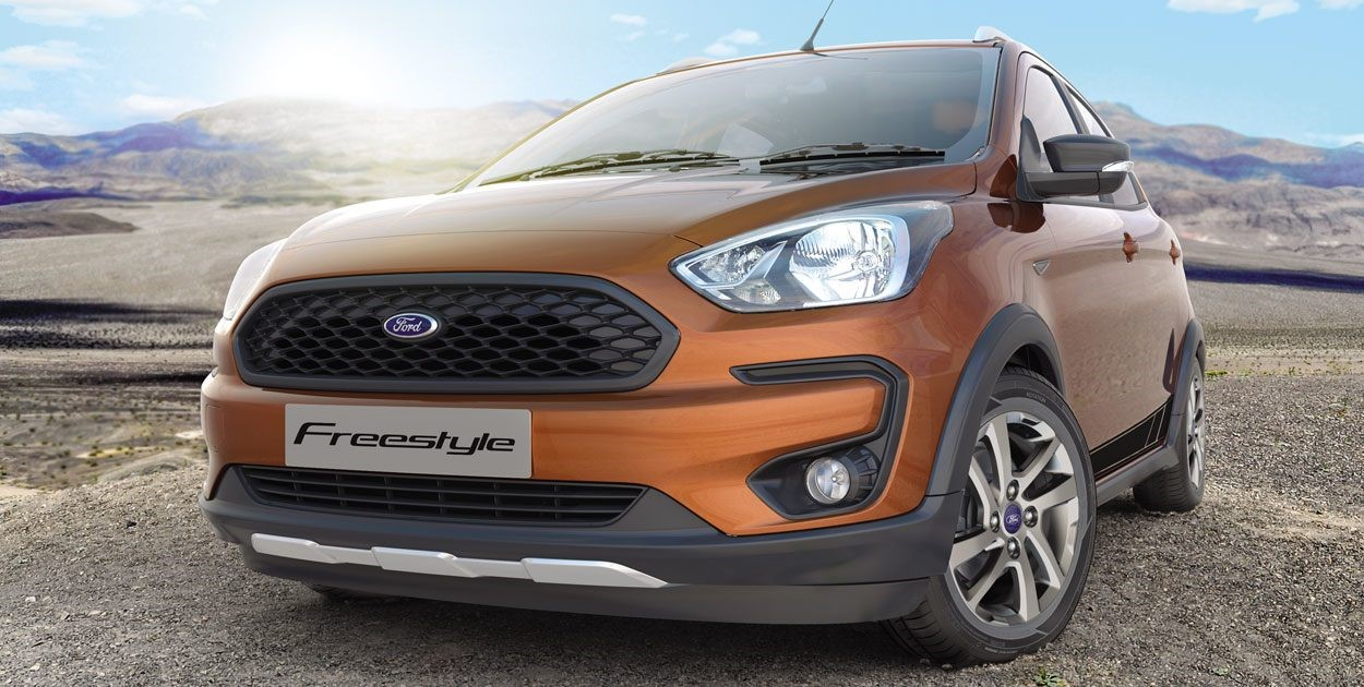 Ford Freestyle Front View
