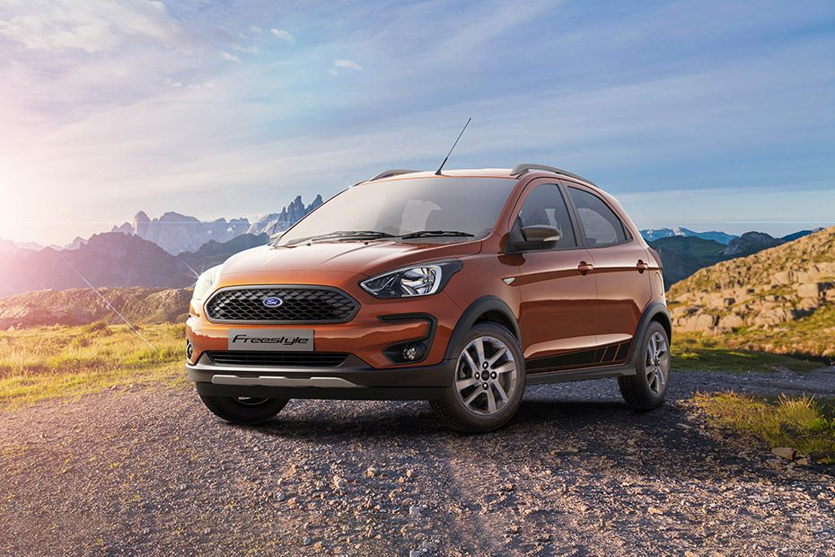 Ford Freestyle Variants Revealed