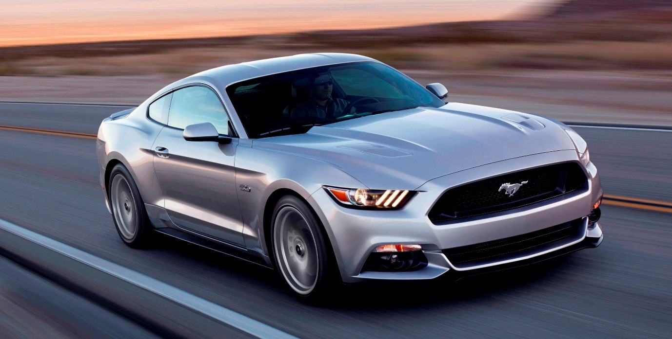 2017 Ford Mustang GT Black Test Drive