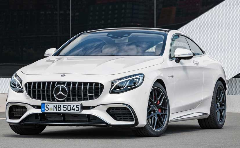 Here's taking a close look at Mercedes-AMG S 63 Coupe