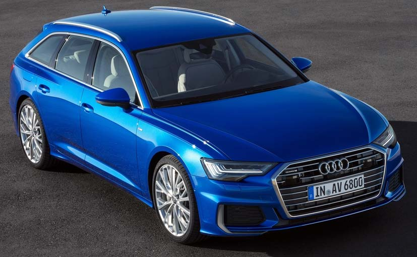 ibb blog here 39 s what you need to know about the new audi a6 avant. Black Bedroom Furniture Sets. Home Design Ideas