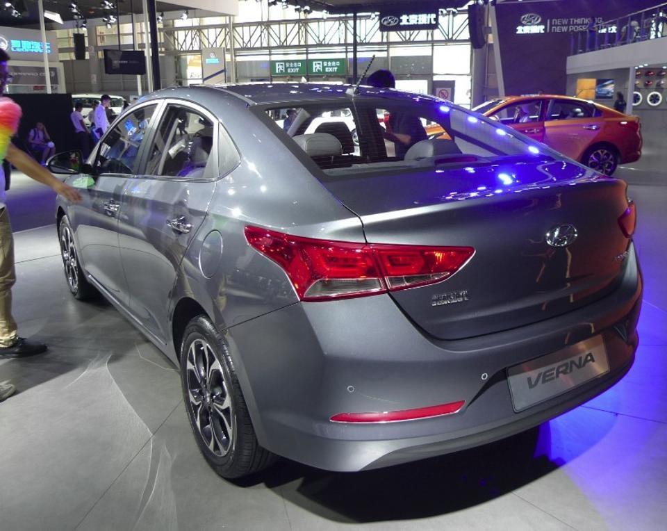 Ibb Blog India Bound New Hyundai Verna