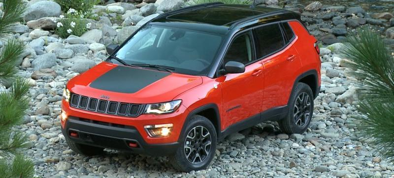 Jeep Compass Trailhawk spied again, before its launch