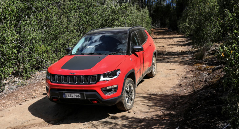 Jeep dealerships start taking bookings for Compass Trailhawk variant