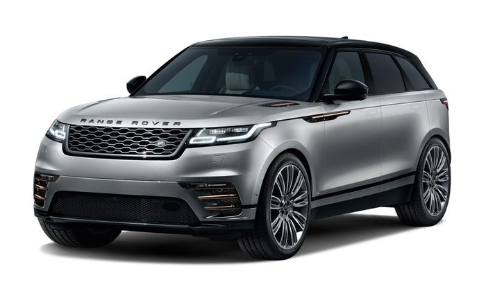 Land Rover Range Rover Velar Front View