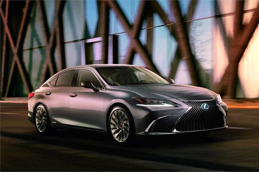 Lexus to finally reveal the new ES