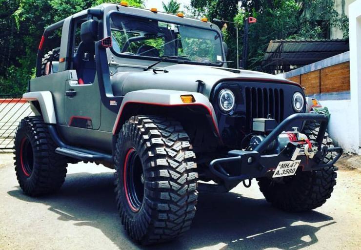 Mahindra Car New Model Jeep Price Codechaoss