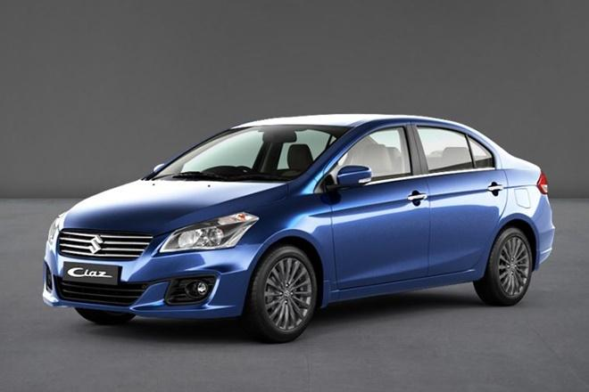 IBB Blog : Maruti Suzuki Ciaz Facelift Spotted Testing in ...