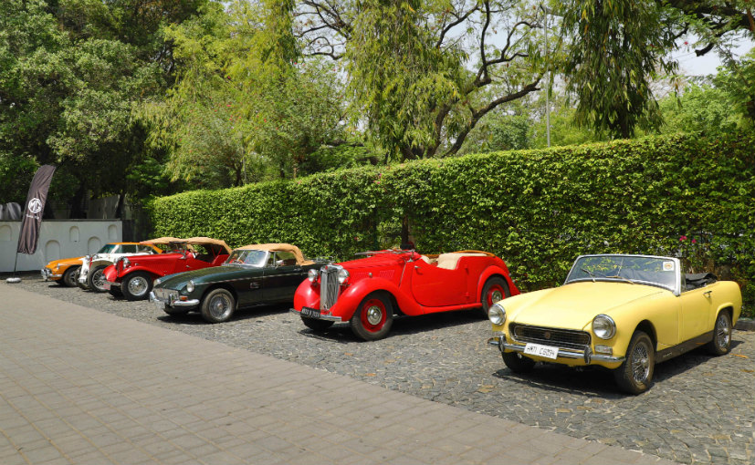 MG Motor India Officially Launches MG Car Club