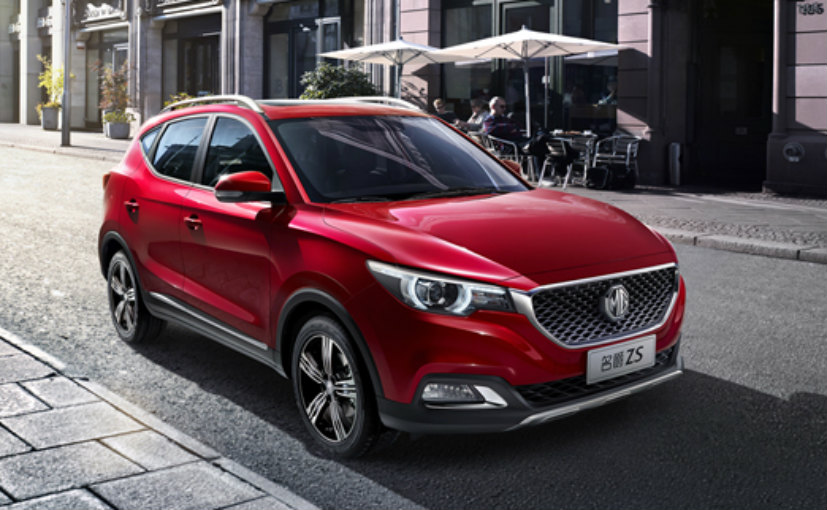 MG Motor SUV may get Jeep Compass' diesel engine