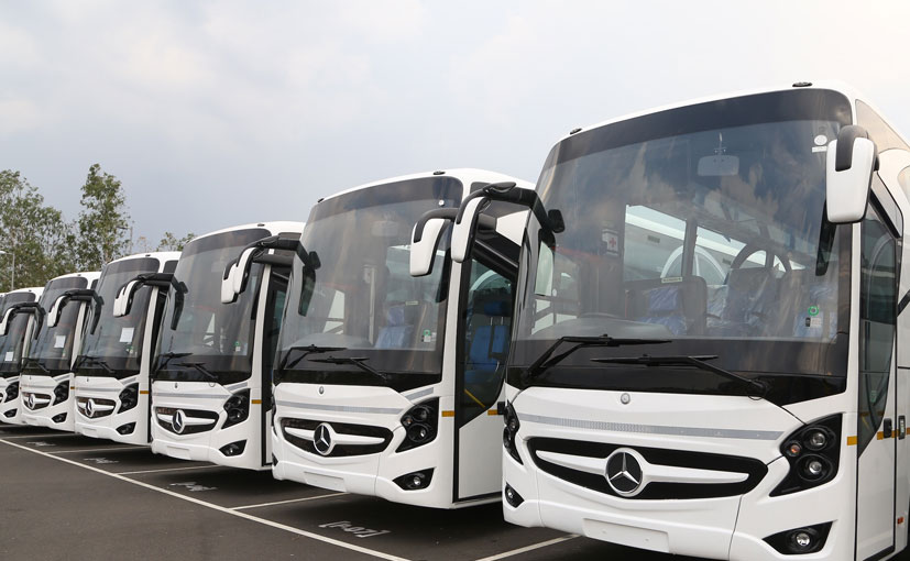 More power for Daimler's longest bus in India