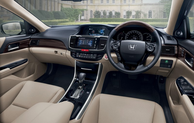 Honda Accord Interiors
