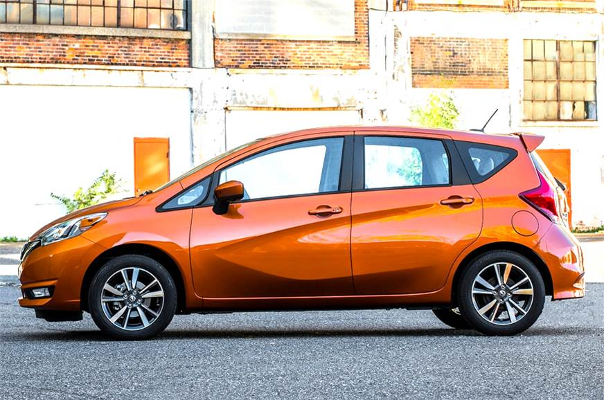 Nissan note E-power is under R&D centers for extension