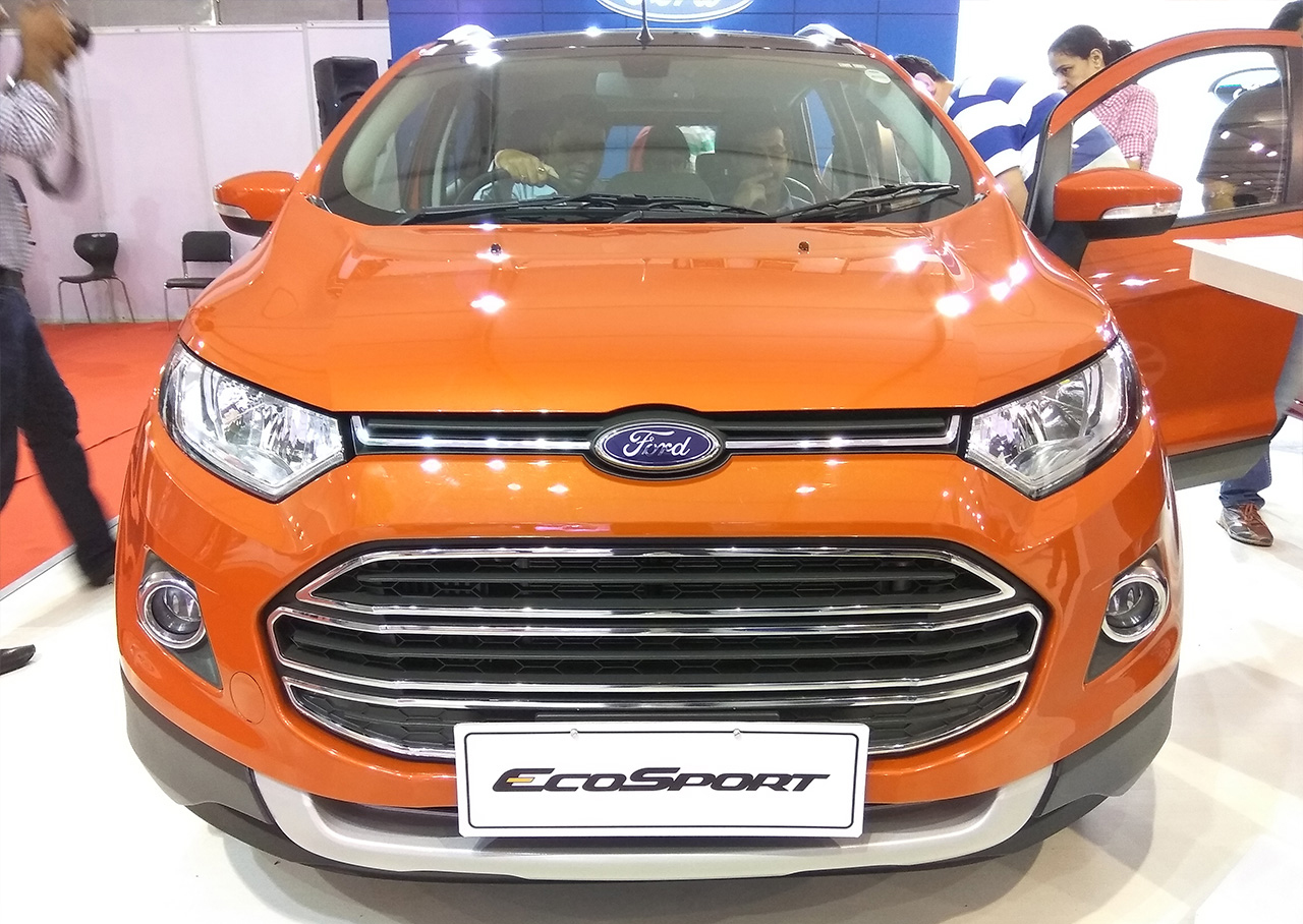 Old ford ecosport