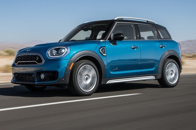 Specifications of MINI Countryman