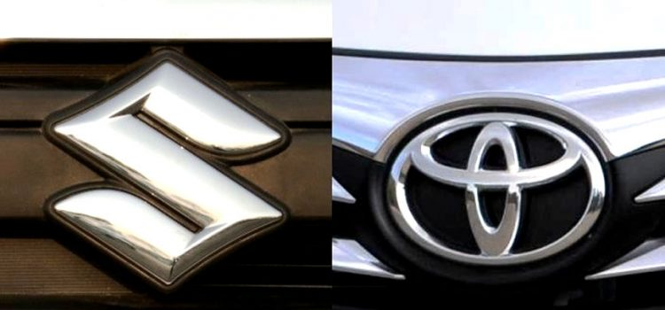 Suzuki And Toyota To Share Certain Model In India
