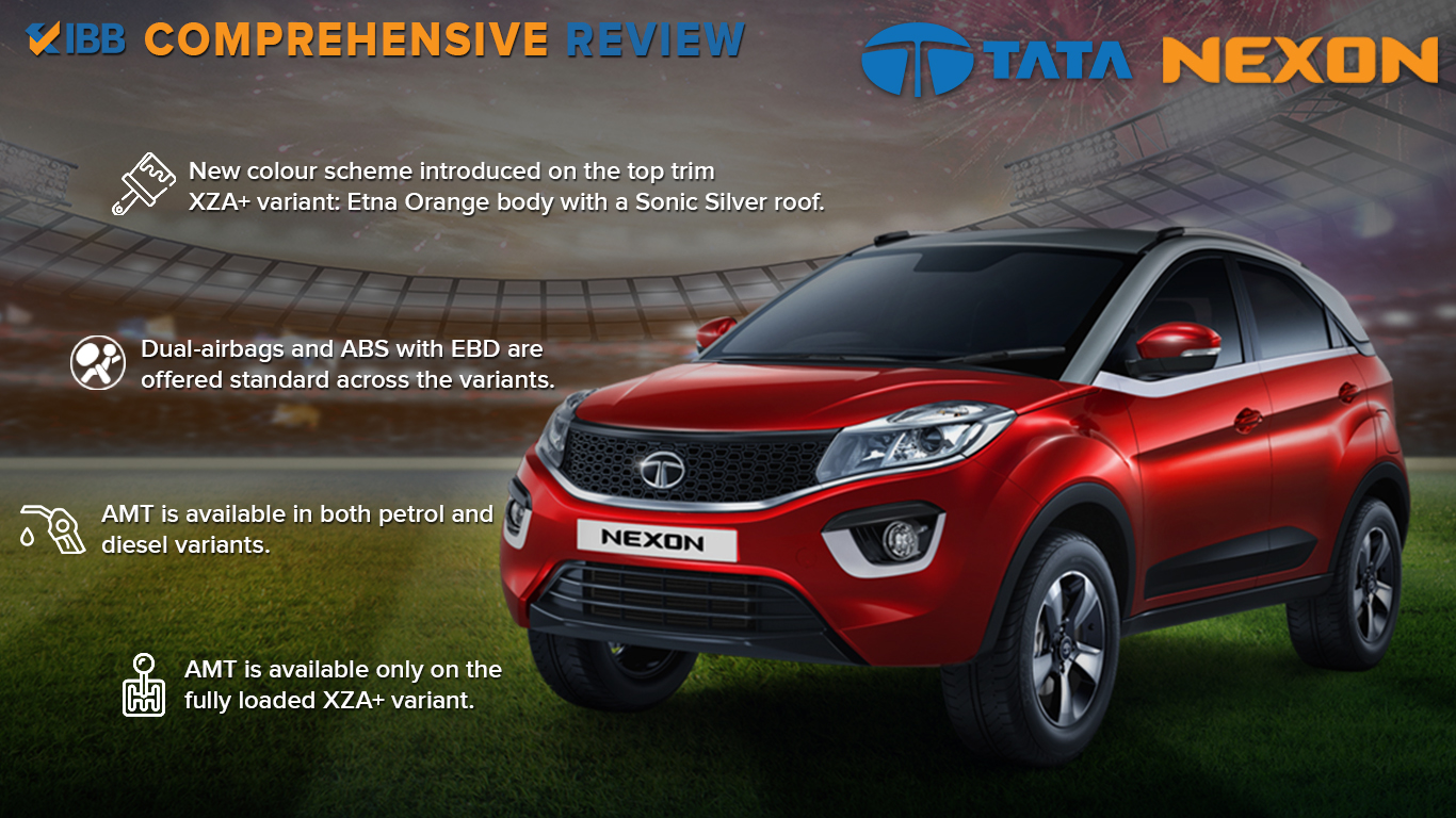 Quick Facts on Tata Nexon