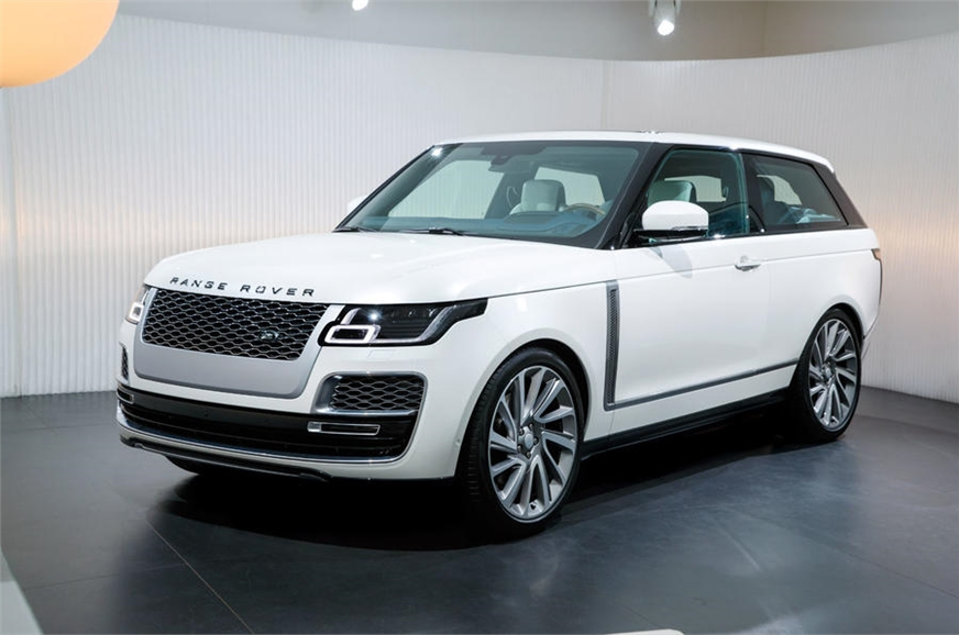 The Limited Edition Model Of Range Rover's SV Coupé Has Got Revealed