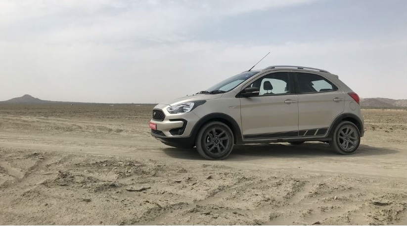 Launch date for the Ford Freestyle set for 26th April