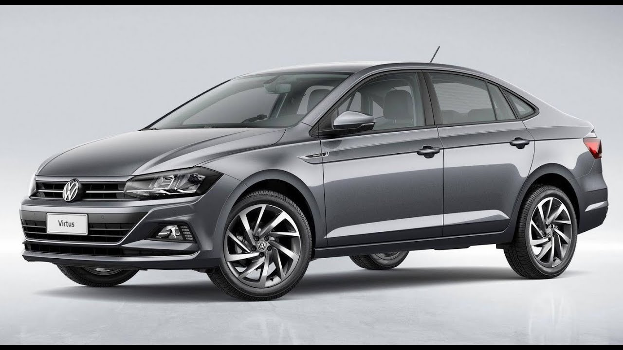 2018 volkswagen virtus polo based sedan