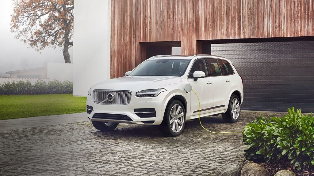 Volvo XC90 T8 Excellence Hybrid