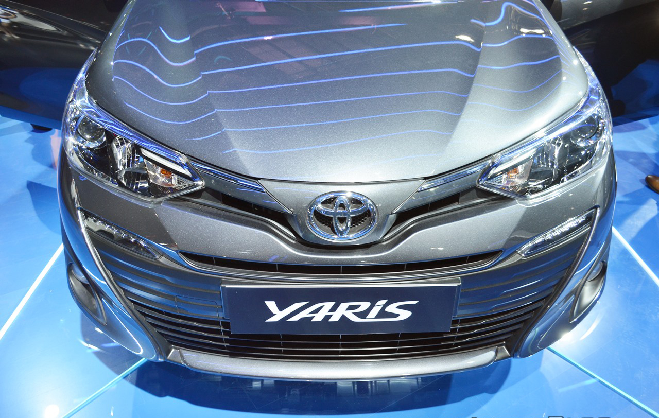 Watch Out For More Details On The India-Spec Toyota Yaris