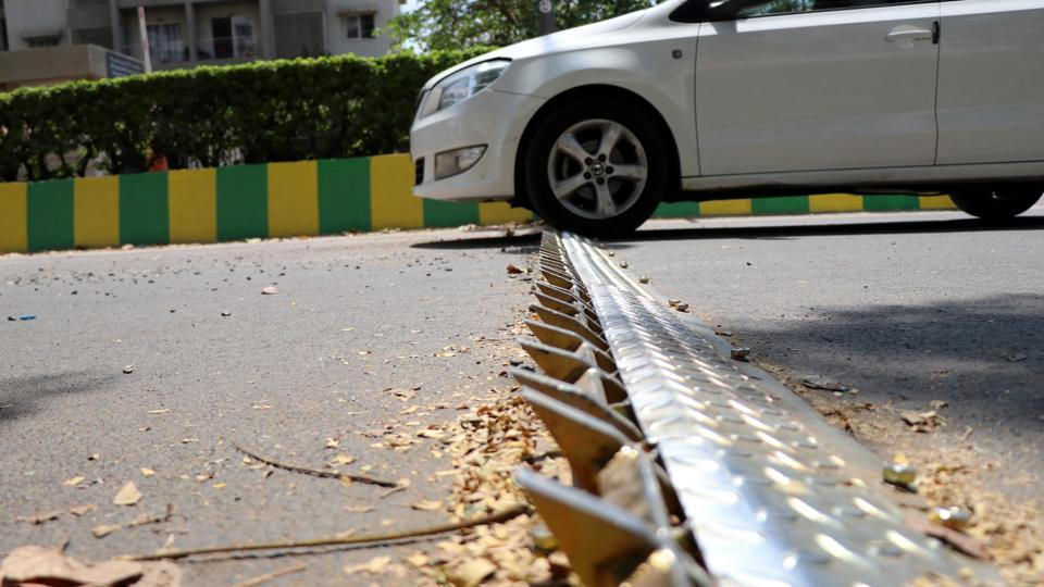 Wrong-Way Driving To Be Minimized, Thanks To Tyre Killers Installed In Pune