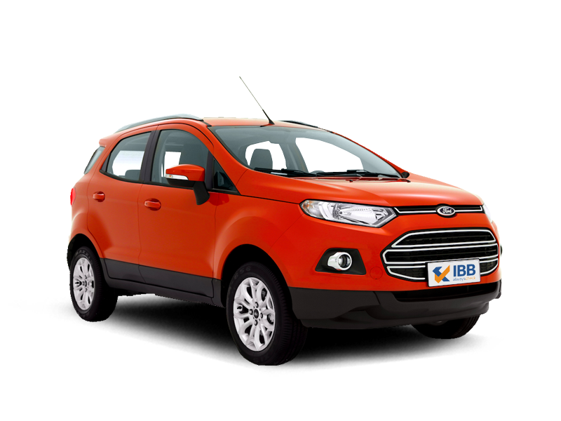 Check Ford Ecosport 1 5l Tivct Petrol Titanium At Black Edition On