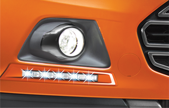 Daytime LED lights