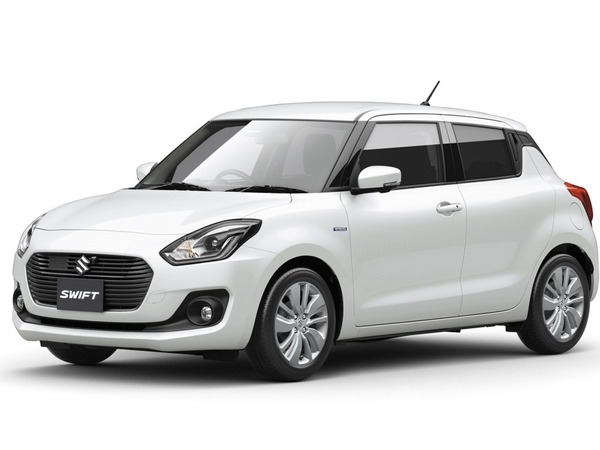 2018 Suzuki Swift.