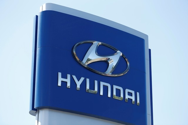 Hyundai sales go up by 6 percent