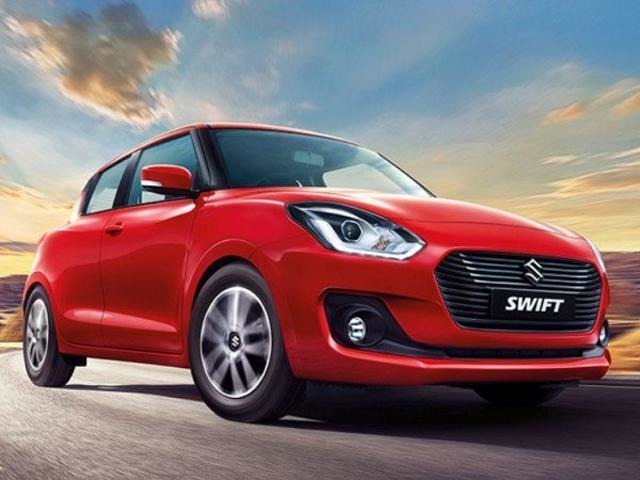 Maruti Suzuki registers an increase in sales figure=