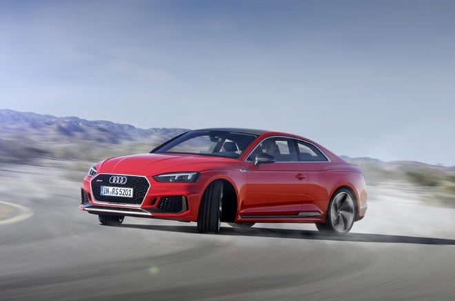 Powerful Specifications Of New 2018 Audi RS5 Coupe